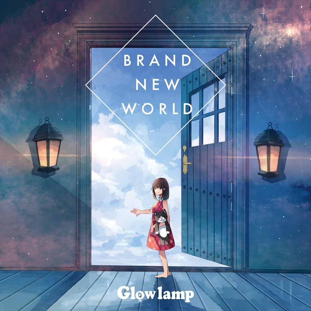 Glowlamp BRAND NEW WORLD